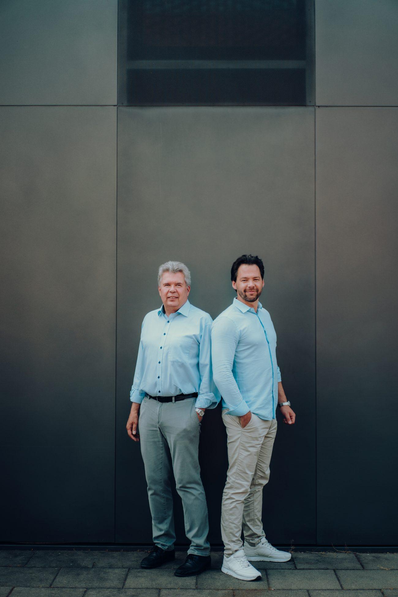 G-KKT Geschäftsführer André Rockstroh & Karl Fuchs